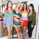 Rosie Huntington Whiteley – Forward By Elyse Walker x Attico Brunch in LA - 454 x 568