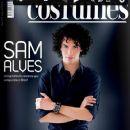 Sam Alves - Costumes Magazine Cover [Brazil] (29 March 2014)