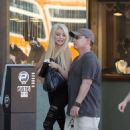 Courtney Stodden and Doug Hutchison WIndow Shopping in LA Nov. 2012 - 454 x 605