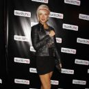 CariDee English - Swatch CreArt Collection Launch Party On July 15, 2009 In New York City