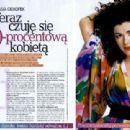 Katarzyna Cichopek - uroda Magazine Pictorial [Poland] (May 2010) - 454 x 311