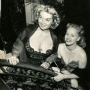 Elaine Shepard with Joan Blondell