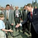 Ronald Reagan in Russia - 454 x 284