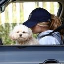 Jessica Simpson - Hollywood Candids, 05.10.2008.
