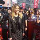 Bar Refaeli The X Factor Israel Audition In Tel Aviv