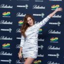 Elena Ballesteros- 40 Principales Awards Photo Call - 397 x 594