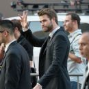 Liam Hemsworth- June 20, 2016- Candid Celebrity Arrivals at 'Independence Day: Resurgence' Premiere