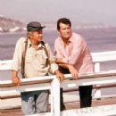 "Noah Beery, Jr. and James Garner in ""The Rockford Files"""