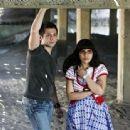 America Ferrera and Freddy Rodriguez