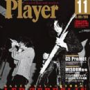 Jimmy Page - Young Mates Music Player Magazine Cover [Japan] (November 2016)