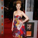 Romola Garai - BAFTA Awards 21.02.10