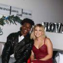 Olivia Holt and Aubrey Joseph – Deadline Studio at SXSW Presented by MoviePass in Austin