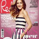 Sarah Jessica Parker - Red Magazine Cover [United Kingdom] (March 2017)