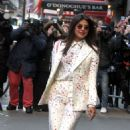 Priyanka Chopra – Outside Good Morning America in NYC