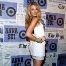 Blake Lively - Anna Sui For Target Collection Launch Party At 54 Crosby Street On September 9, 2009 In New York City