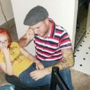 Hayley Williams and Chad Gilbert - 454 x 340