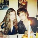 Hailee Steinfeld and Douglas Booth