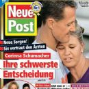 Michael Schumacher and Corinna Schumacher - 454 x 613