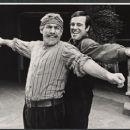 Zorba (musical) Original 1968 Broadway Cast Starring Hershel Bernardi, - 454 x 369