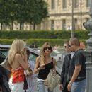 Richie Sambora & Denise Richards in Paris - 387 x 594