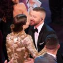 Jessica Biel and Justin Timberlake - The 89th Annual Academy Awards - Show (2017)