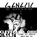 1974-11-26: Time To Unzip: Music Hall, Cleveland, OH, USA