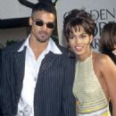 Halle Berry and Shemar Moore