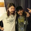 Mike Portnoy & Dave Grohl - 454 x 345