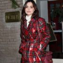 Jenna Coleman – Cosmo's 100 Most Powerful Women Luncheon in NYC December 12, 2017 - 454 x 834
