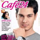 Çagatay Ulusoy - Cafe 24 Magazine Cover [Croatia] (30 August 2013)