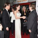 Angelina Jolie & Brad Pitt attends the opening night gala premiere of Universal Pictures'