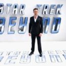 Chris Pine- July 12, 2016- 'Star Trek Beyond' - UK Premiere - Red Carpet