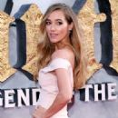 Jacqui Ainsley – 'King Arthur: Legend of the Sword' Premiere in London - 454 x 681