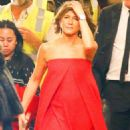 Jennifer Aniston – On the set of new TV show 'Top Of The Morning' in Los Angeles - 454 x 681