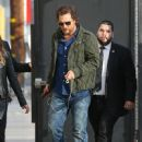 Matthew McConaughey visits 'Jimmy Kimmel Live' Hollywood Ca January 24, 2017 - 450 x 600