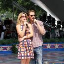 """Matthew Morrison Gears Up for """"A Capitol Fourth"""""""