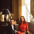 Ralph Fiennes and Uma Thurman in Warner Brothers' The Avengers - 1998