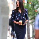 Nina Dobrev – 'Flatliners' Set in Toronto 8/23/2016