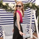 Jessica Chastain – '355' Cocktail Party with DIRECTV and The Hollywood Reporter at 2018 Cannes Film Festival - 454 x 690