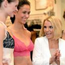 Britney Spears Promoting Her Sleepwear Lingerie Line In Oberhausen