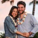 Josh Radnor and Julia Jones