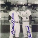 Stan with Mickey Mantle