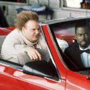 Chris Farley and Chris Rock in Beverly Hills Ninja - 1997