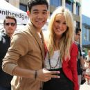 Roshon Fegan and Chelsie Hightower - 350 x 594