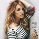 "Blake Lively - ""Marie Claire"" Magazine Cover - December 2009"