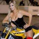 Chantelle Houghton - Feb 01 2008 - Opens The Bike Show At The Excel Centre In London - 454 x 688