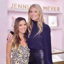 Gwyneth Paltrow – Jennifer Meyer Celebrates First Store Opening in Palisades Village