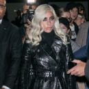 Lady Gaga – Arrives at Celine Show in Paris