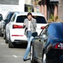 Ellen Pompeo – Shopping candids in Studio City - 454 x 682