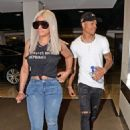 Blac Chyna and Mechie out in Los Angeles, California - August 29, 2017 - 454 x 662